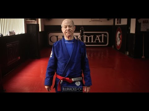 Renato Paquet RIP training with Rico Vieira at Checkmat - Red Belts of BJJ preview Image 1