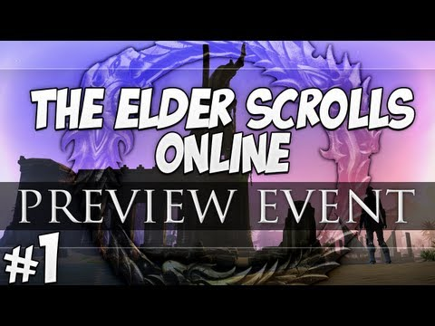 The Elder Scrolls Online - Preview Event #1 Maria Aliprando Interview