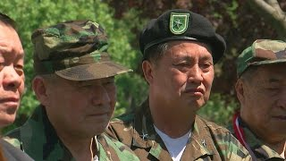 Hmong Soldiers Of America's 'Secret War' Heading To D.C.