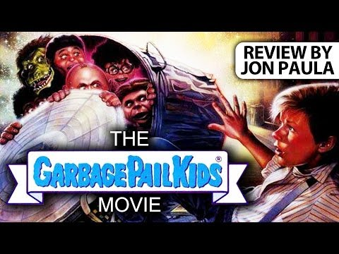 The Garbage Pail Kids Movie -- Movie Review #JPMN