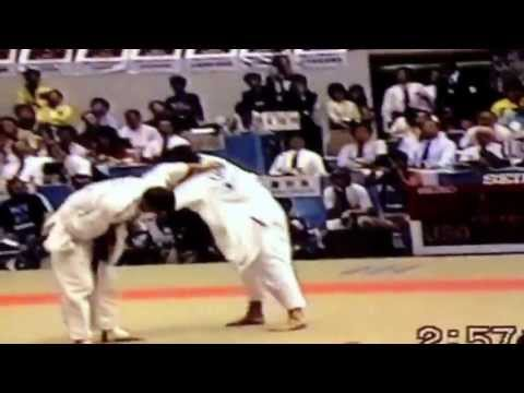Jimmy pedro, grip fighting and tai otoshi Image 1
