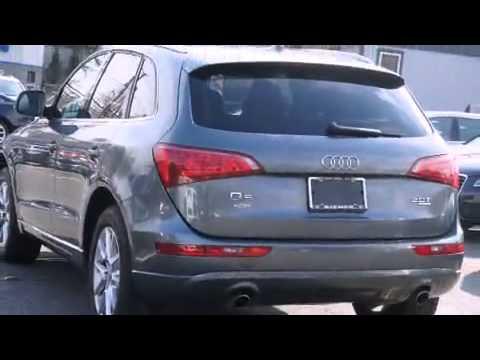 2012 Audi Q5 2 0t Premium Plus Tiptronic Youtube