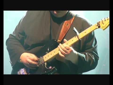 Steve Rothery Guitar Solo's. Marillion 12.12.11.