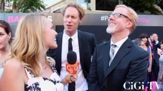Bad Moms Directors Jon Lucas & Scott Moore Talk Directing BAD MOMS!!
