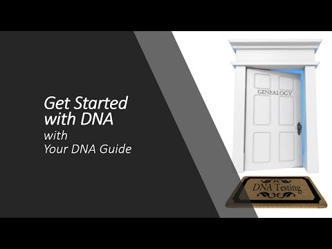 How to Get Started Using DNA for Genealogy and Family History