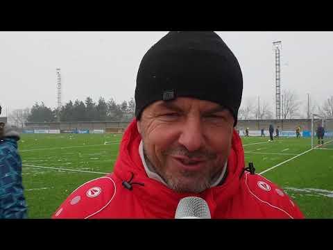 Zdenko Frťala: Hlavně v první půli jsme hráli zajímavý fotbal