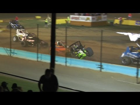 SpeedSTRs Heat Race #1 - 5/22/2012 - Action Track USA