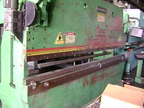 175 Ton Accurpress Brake