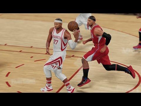 NBA 2K17 Gameplay Wishlist! 2K16 PS4 My Career Playoffs CFG1