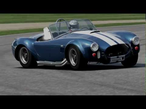 Carroll Shelby Tribute - Forza Motorsport 4