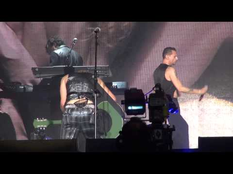 Depeche Mode in Israel Tel Aviv 2013 - Enjoy the Silence
