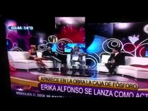Erika Alfonso actriz