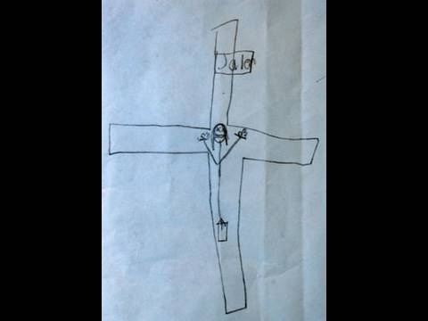 8 Year Old Suspended For Drawing Jesus On Cross Video