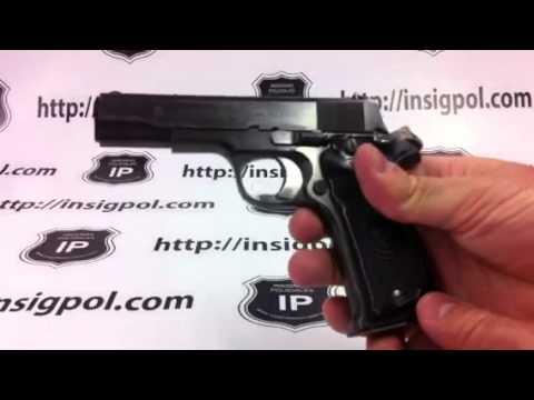 PISTOLA STAR MODELO S CAL. 9 mm/380 INUTILIZADA