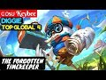 The Forgotten Timekeeper [Top Global 4 Diggie]   ɢᴏsᴜ Keybee Diggie Mobile Legends