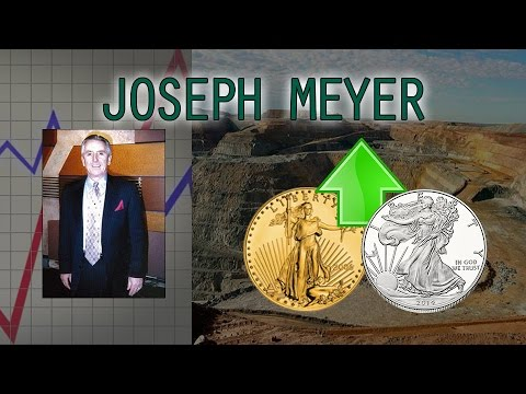 Gold/Silver/Mining To Rally As QE4 & Zero Interest Rates Coming Again Soon - Joseph Meyer Interview