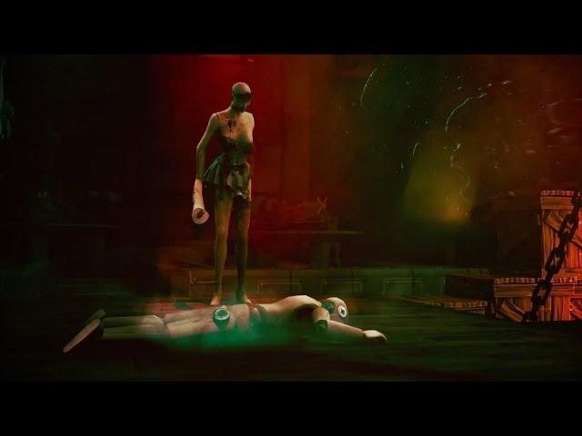 Brawl Teaser Trailer