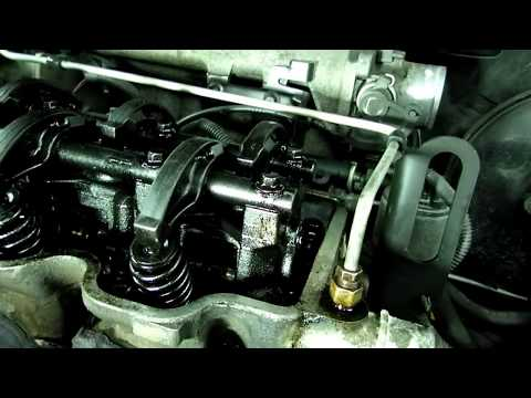 Saturn Head Gasket.Water Pump Replacement Part 1