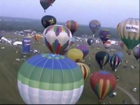 My 1st Hot Air Balloon Ride at 2011