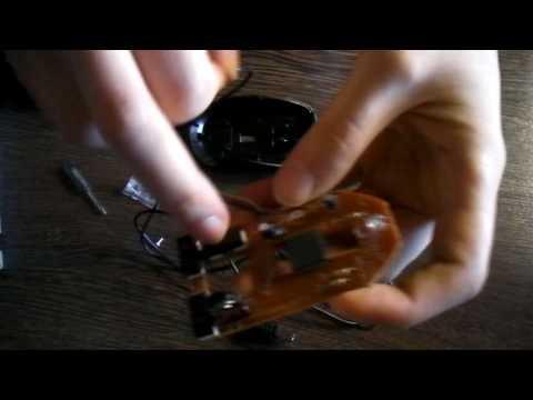 Как сделать дабл клик на мышке