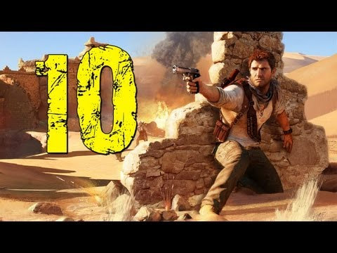 Uncharted 3: Drake's Deception: Walkthrough Part 10