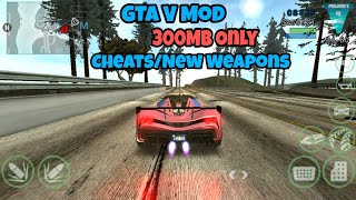 NEW GTA 5 ANDROID MOD 300 MB LITE !! WITH PROOF