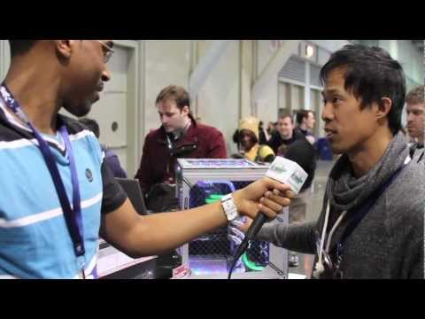 Rosewill Interview PAX East 2013