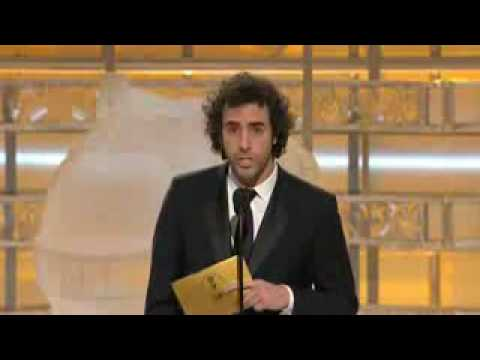 Sacha Baron Cohen - Golden Globes 2009 Music Videos