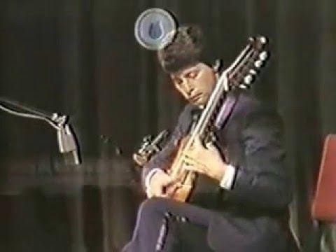Guitarra clásica, Daniel Küper, El Colibrí de J Sagreras,