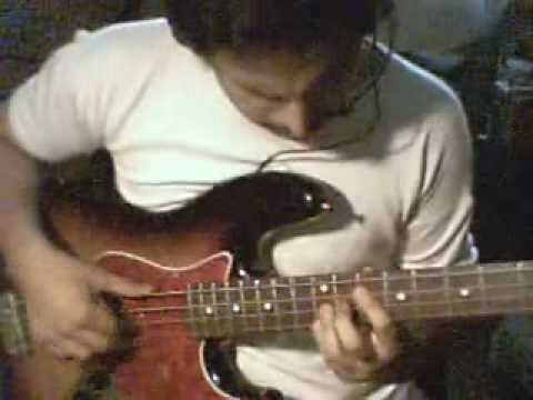 Victor Wooten - The Lesson (bass Cover) video