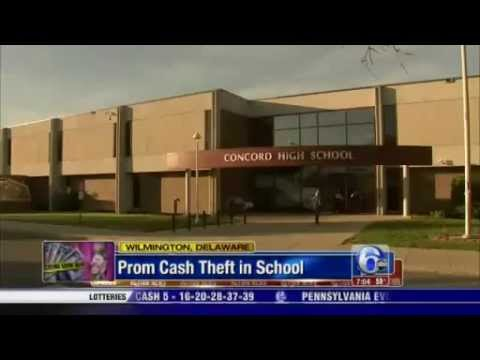 Prom ticket money stolen from Concord High School