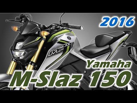 Nova Yamaha M-Slaz 150. preço e especificações - Motorede
