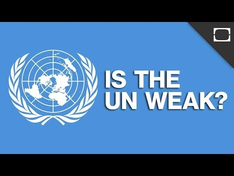 How Much Power Does the UN Actually Have?