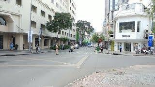 CSGT mở đường biểu diễn tay lái lụa trước đồng đội - Leisure moment of police on duty