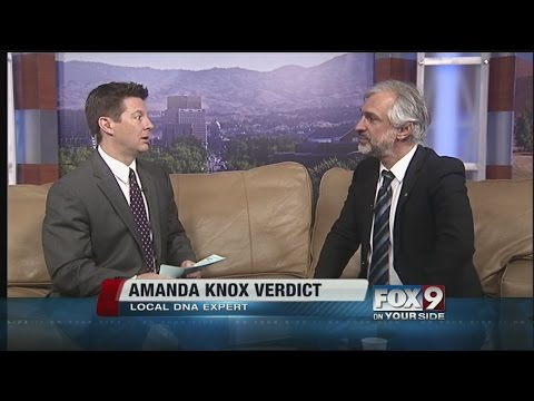 Greg Hampikian Interview - Amanda Knox Verdict - 3.27