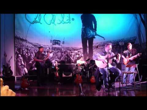 Tony McManus, Mike Ault, Gary Grainger and Greg Grainger - PRS Demo Room - Island Beat