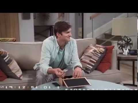 Two and a half Men season 10 bloopers gag reel