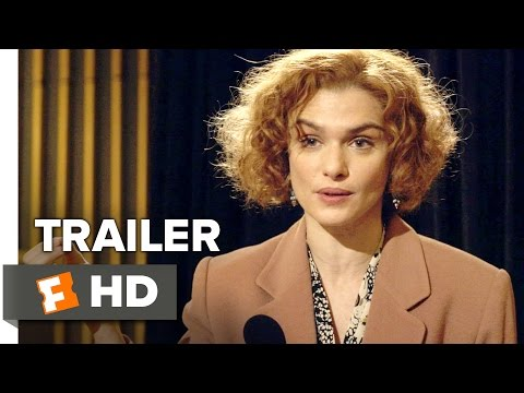 Denial Official Trailer #1 (2016) - Rachel Weisz Movie HD