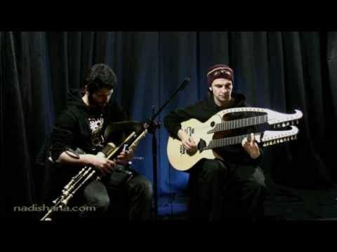 Nadishana -Raphael De Cock - NADISUNA: Contemporary ethnic music (Part1
