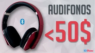 Top 5 Audifonos Bluetooth  por menos de 50$!