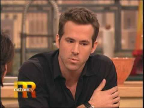 Rachael Ray Show with Michael J Fox and Ryan Reynolds
