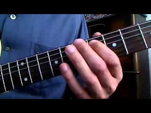Rockabilly Guitar Lesson - Who Slapped John Part 1