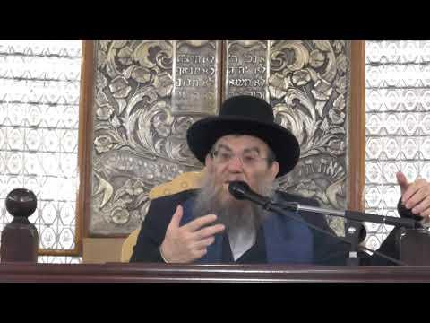 """הרב יצחק ברדא - הלכות פסח וליל הסדר - התשע""""ח 18.3.18"""