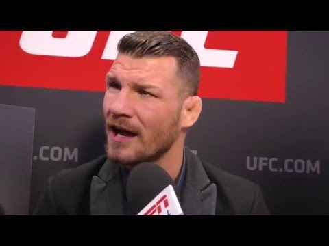 UFC London Media Day -  Michael Bisping