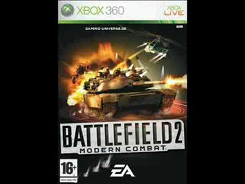Battlefield 2: modern combat main menu OST Video