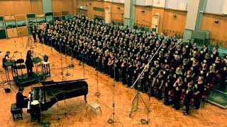Woking, Weybridge, Staines-upon-Thames, Camberley & Alton Rock Choirs @ Abbey Road Studios