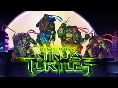 Teenage Mutant Ninja Turtles Para Android // GamePlay // Nuevo
