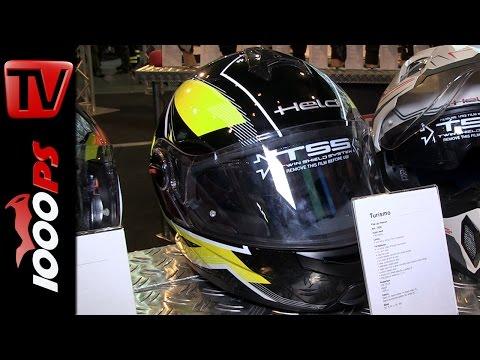 HELD Helmet Turismo   2015