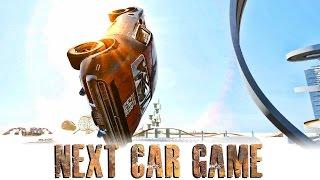 NEXT CAR GAME - #2 - jugando al TECH DEMO SNEAK PEEK | Gameplay Español