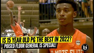 Is HS Freshman PG Jaden Bradley the NEXT BIG THING out of North Carolina?! Under Armour Highlights!